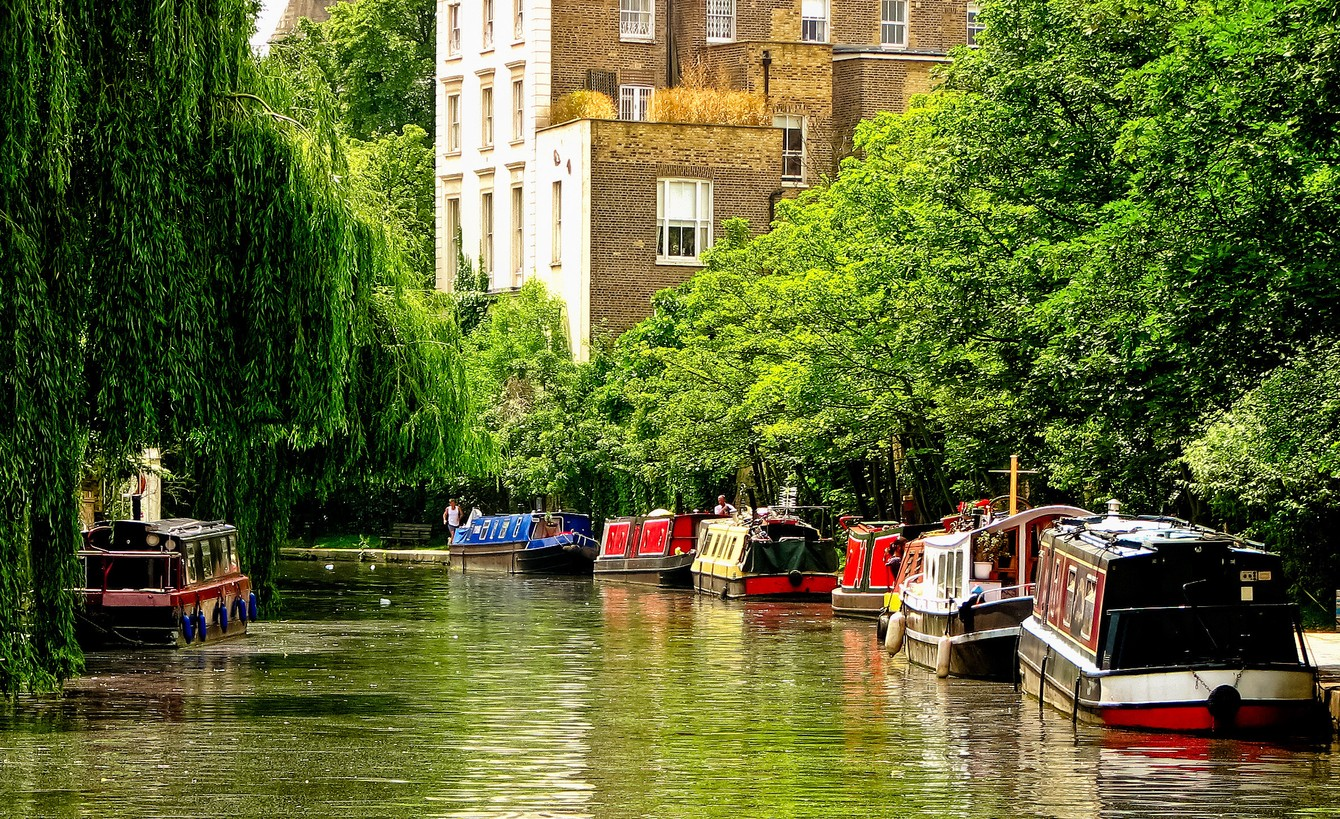 rent a narrow boat in London