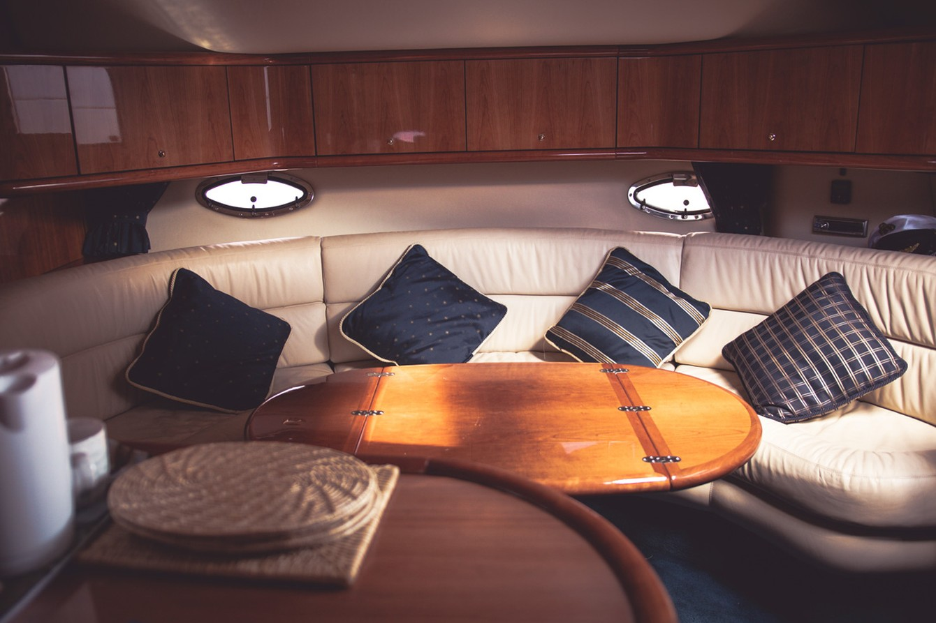 Rent your boat with Beds on Board - Lymington