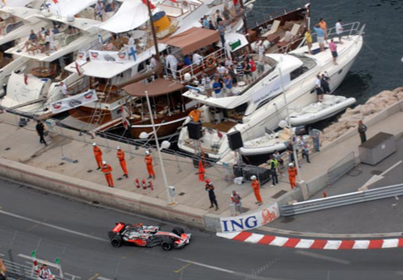 Monaco Grand Prix accommodation