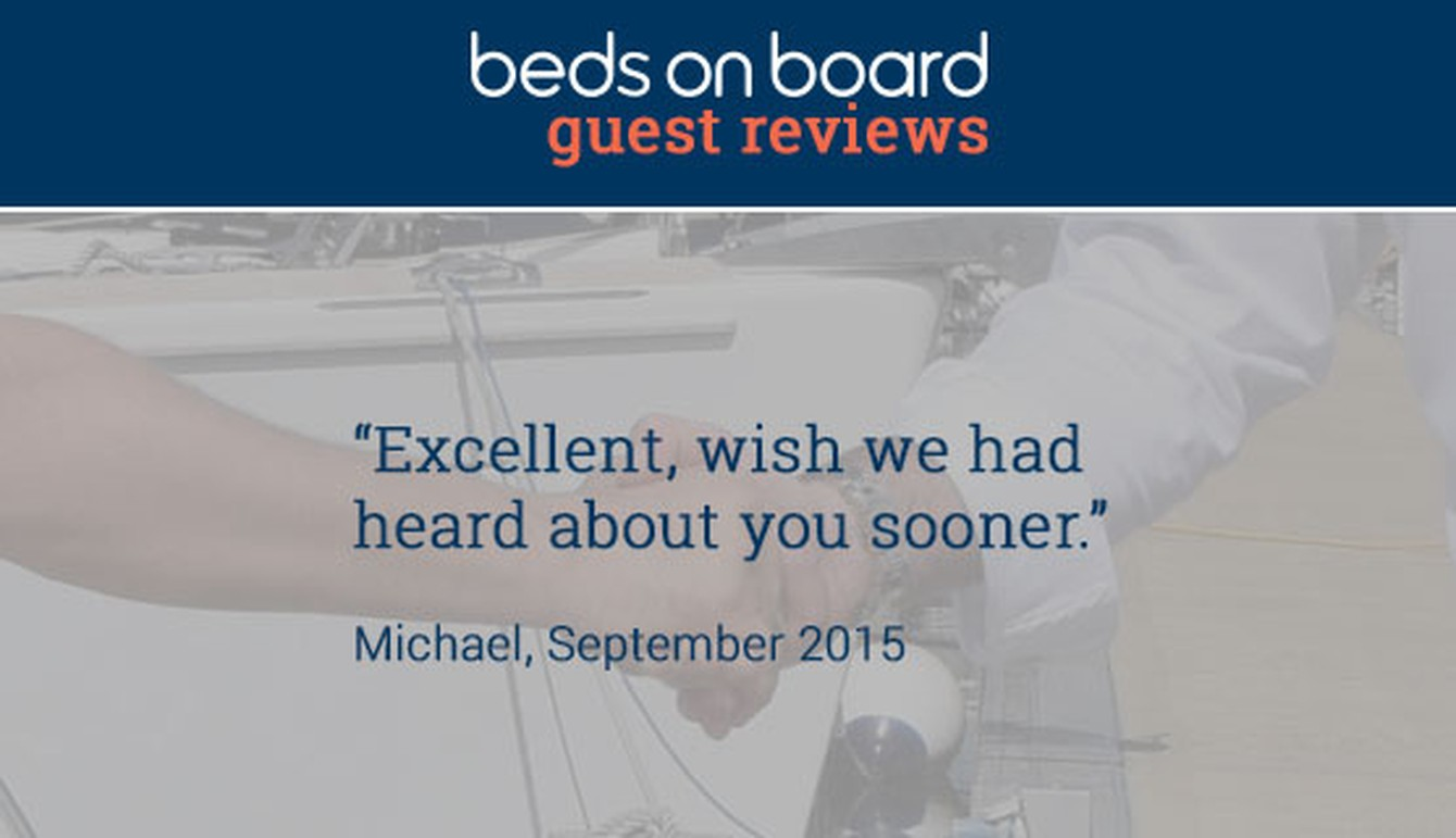 Beds on Board Reviews