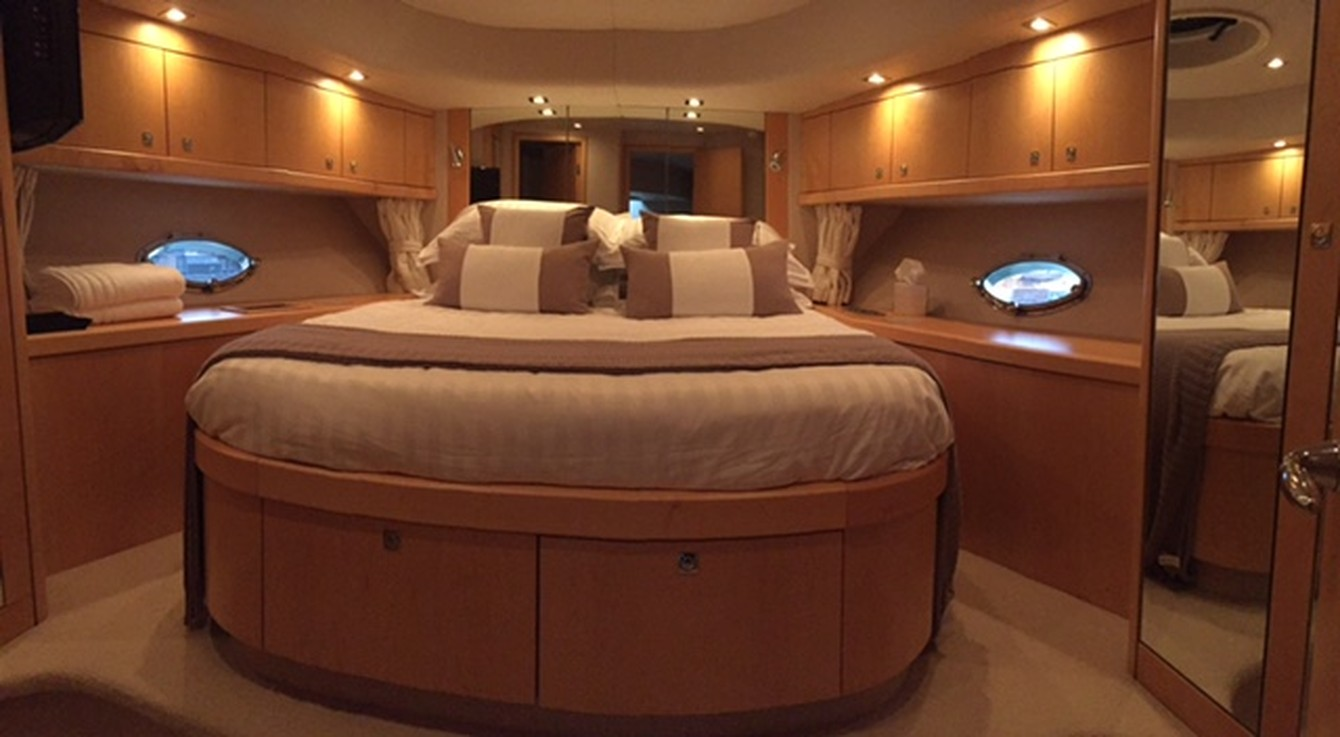 Sleep on a boat with Beds on Board